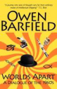 Owen Barfield Book